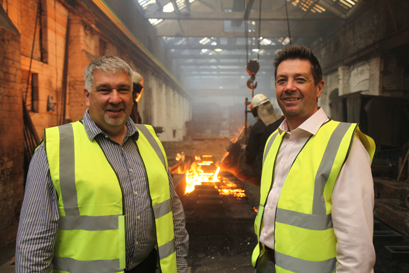 Hargreaves Foundry outlines its commitment to the builders' merchant sector.