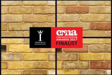 Imperial nominated for Construction Marketing Awards