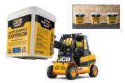 'Supertough, Supersafe & Superversatile' JCB Paint makes its debut