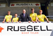 Russell Roof Tiles renews Burton Albion sponsorship