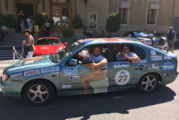 Pavestone Rally success for Thomas Dudley
