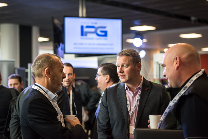 Conference success for The IPG