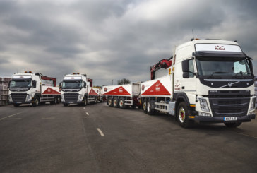 New Redland livery hits the road
