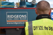 Ridgeons contributes supplies to DIY SOS project