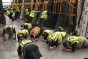 Let's Get Healthy works with Travis Perkins