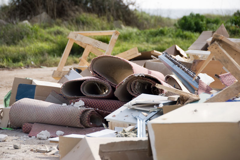 Waste crime costing the UK