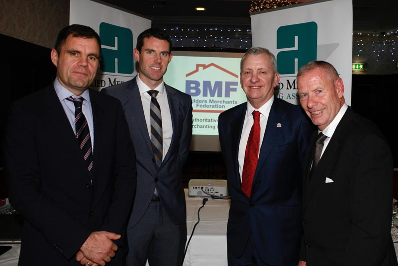 BMF expands into the Irish market