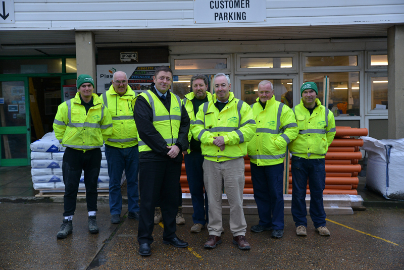 Covers acquires OTBS builders' merchants