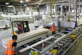 W.Howard sees increased flexibility with new production line