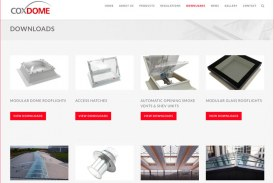 Coxdome opens its website for business