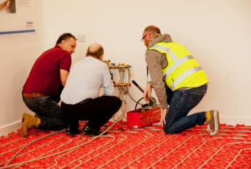 Joint UFH training offered by Plumbase and Polypipe