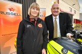 Russell Roof Tiles motors on with charity efforts