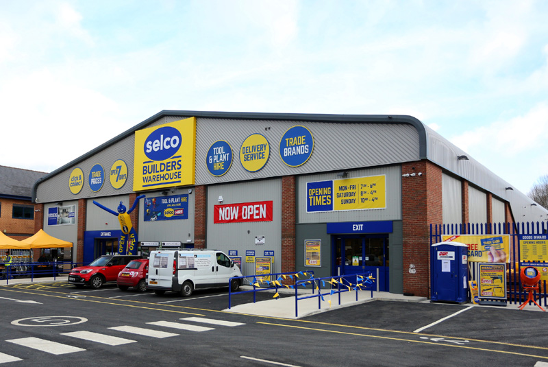 Selco has opened its 60th branch in York