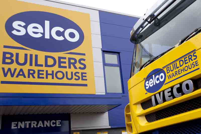 Selco hits fundraising landmark