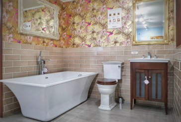 Gibbs & Dandy soaks up success with bathroom displays