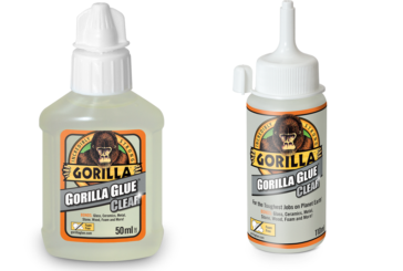 Gorilla Glue Clear unveiled