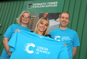 Howarth Timber to host a month of fundraising breakfasts