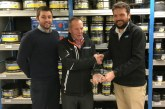 Keyline Northampton wins award from Flexseal