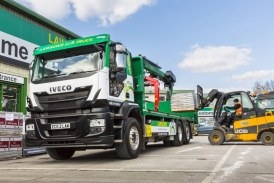 Lawsons adds Iveco gas-powered truck to London fleet