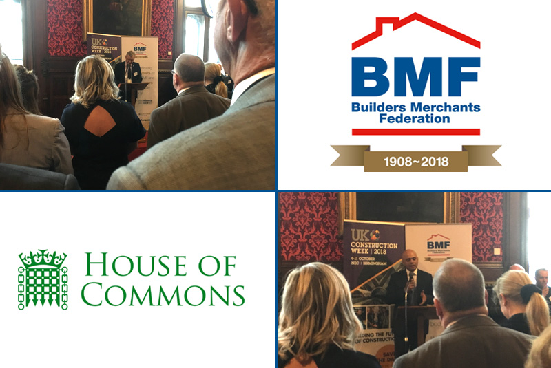 Parliamentary Reception marks 110 years of the BMF