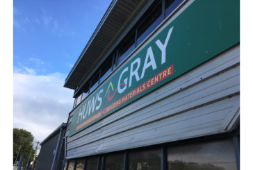 Huws Gray acquires Armstrongs Builders Merchants