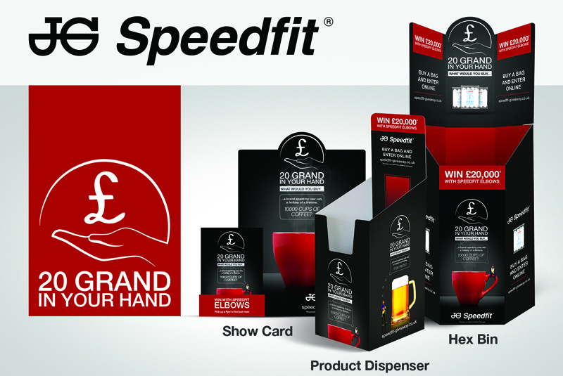New promotion from JG Speedfit