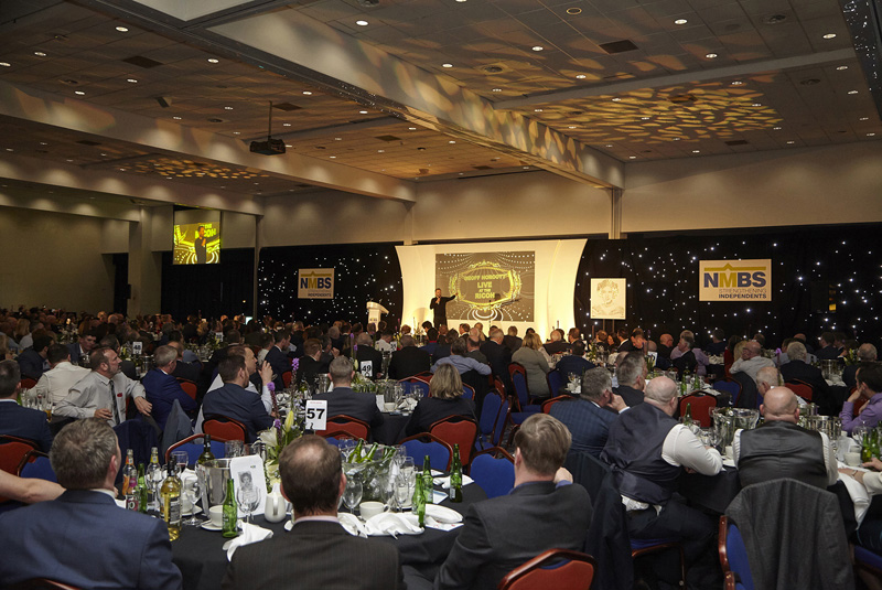 NMBS tastes Gala Dinner success