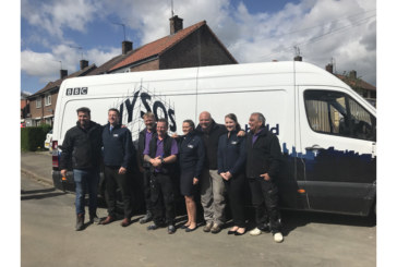 MKM Anlaby donates supplies to DIY SOS