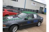 Baxi sponsors PHS in Vado Rally