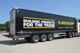 Dunlop's fleet of trailers gets revamped