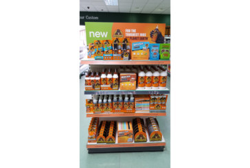 Gorrila Glue point of sale solutions revealed