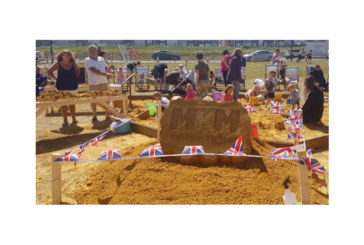 MKM commemorated at Redcar festival