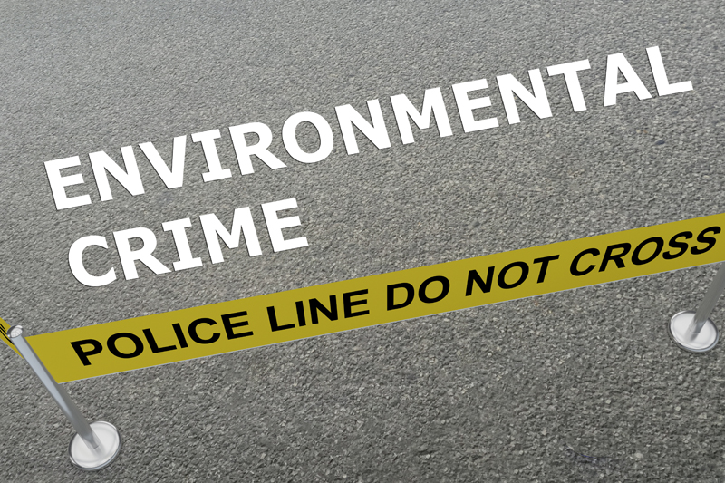 WCRS welcomes Government proposals on waste crime