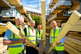 Howarth Timber welcomes Leeds Central MP