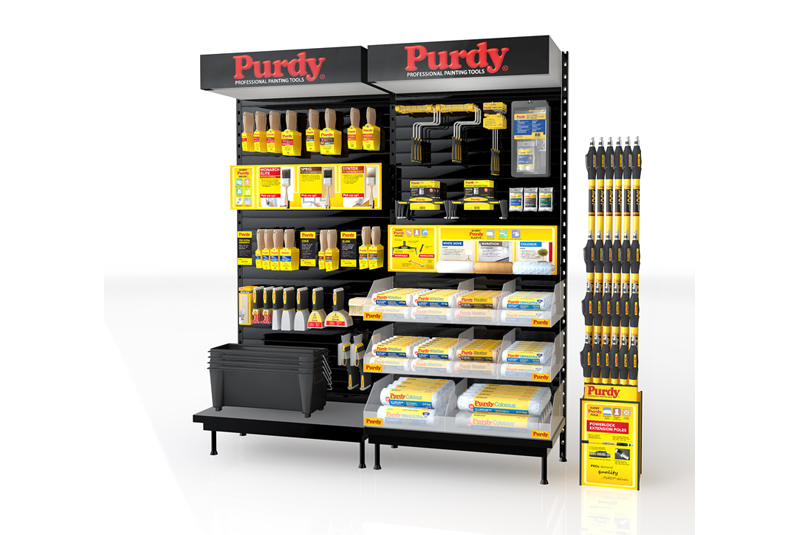 Purdy reveals updated POS branding