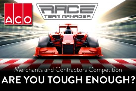 ACO Race Team Manager returns for 2018