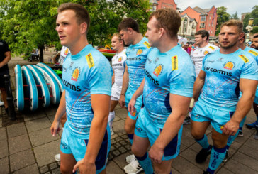 Bradfords renews sponsorship with Exeter Chiefs