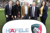 Häfele partners with Leicester Tigers