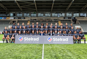 Stelrad partners with Newcastle Falcons