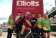 Elliotts takes on charity cycle