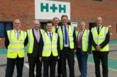 H+H opens refurbished Borough Green factory