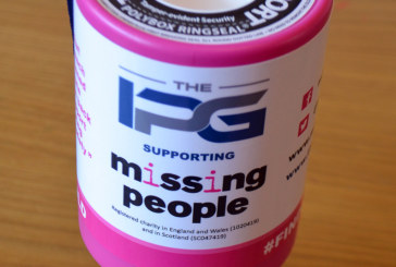 The IPG joins forces with Missing People