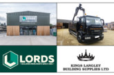 Lords acquires Kings Langley Building Supplies