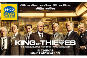 Selco backs UK blockbuster 'King Of Thieves'