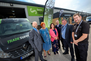 Two new branches for Sovini Trade Supplies