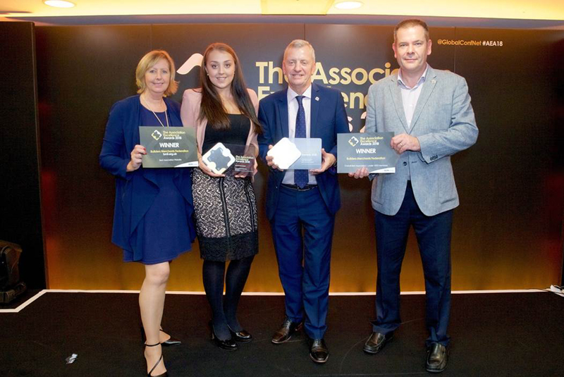 BMF wins two Association Excellence Awards