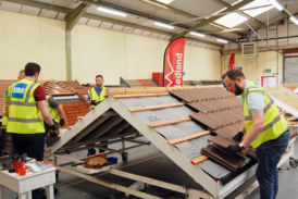 Training Focus: BMI pitched roofing