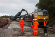 Hanson restores rail link to its plant