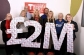City Plumbing and PTS raise funds for cancer charity