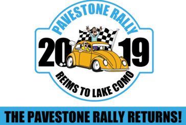 Pavestone Rally: Entry deadline extended!